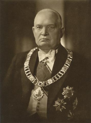 Eesti presidendiks sai Konstantin Päts