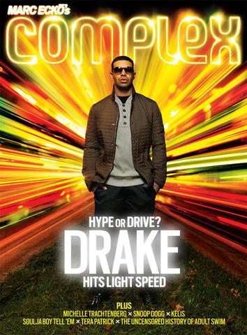 Complex Magazine: Drake