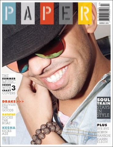 PAPER Magazine: Drake