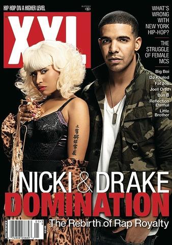 XXL Magazine: Drake
