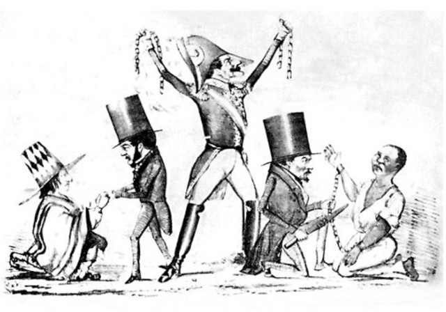 Fin de la esclavitud en America
