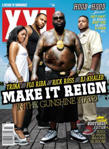 XXL Magazine: Rick Ross