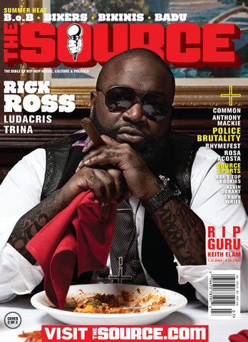 The Source: Rick Ross