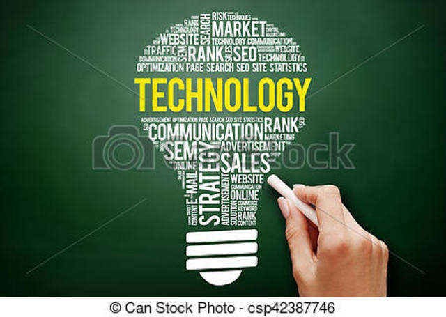 """SIGLO XVIII """"La palabra Tecnología"""""""