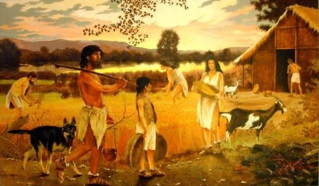 Ganadería (8000 a.C.):Objetos Técnicas y Tecnologías Incorporadas