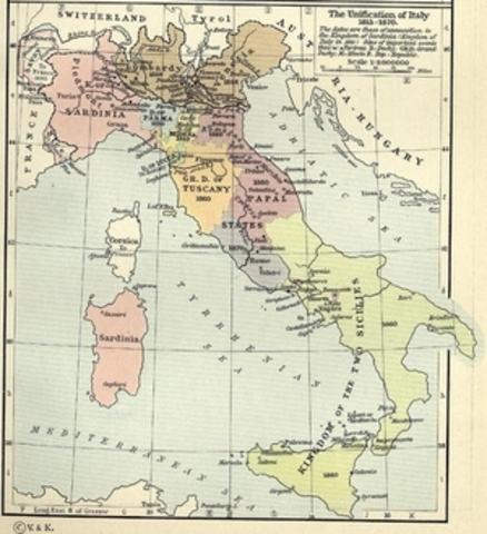 The New Kingdom of Italy