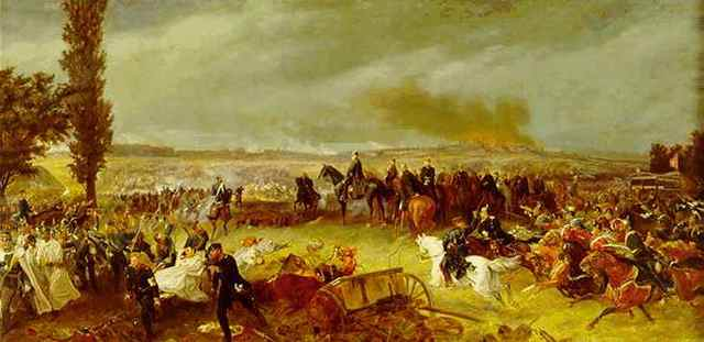 Austro-Prussian War is Over