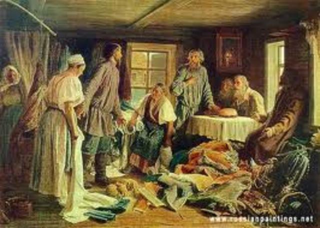 Emancipation of Serfs in Russia