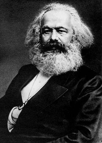 Karl Marx born in Prussia