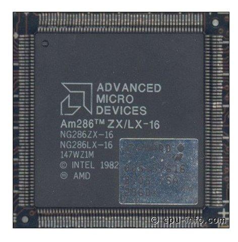 AMD Am 286
