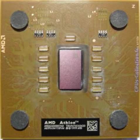 AMD Athlon: Thunderbird, XP, Barton