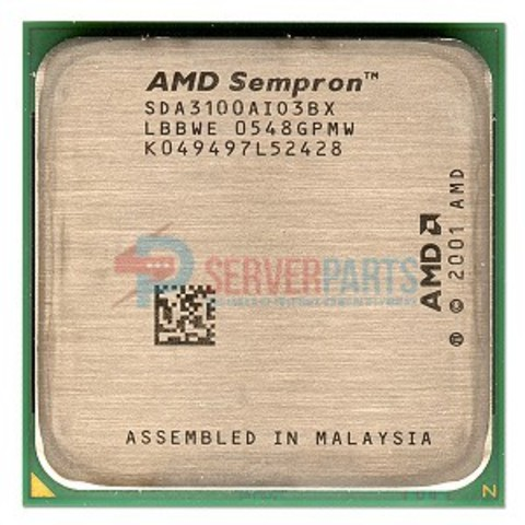 AMD Duron и Sempron