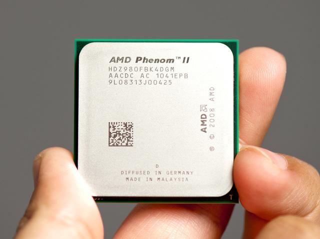 AMD Phenom: K10 и Quad-Core