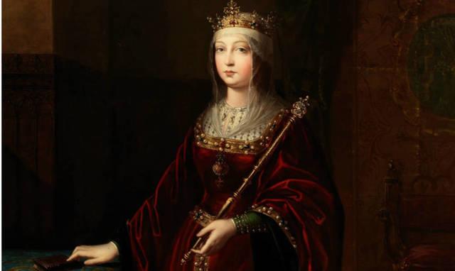 Isabel es nombrada reina de Castilla (1474)