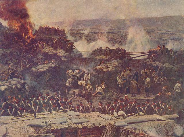 Crimean War ends with peace congress in Paris