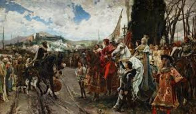 Reconquista de Granada (1492)
