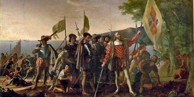 Descubrimiento de América (1492)