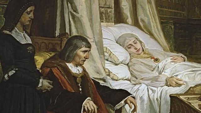 Muerte de Isabel I de Castilla (1504)