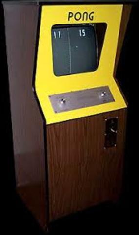 First Arcade Game