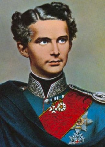 King Ludwig II invites Wagner to Munich