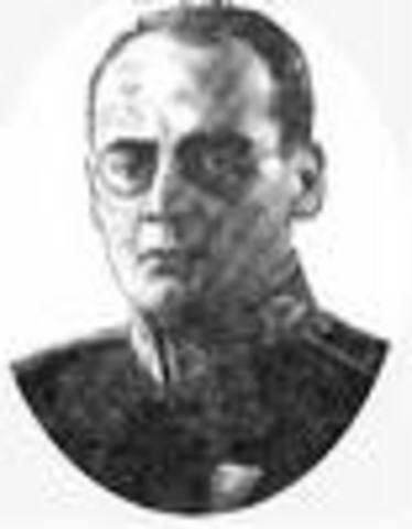 General Lazaro Chacon