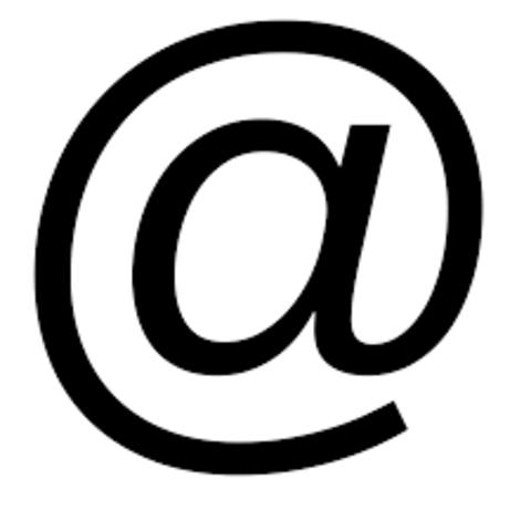 Idealização do email