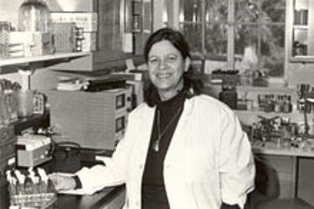 Esther Miriam Zimmer Lederberg
