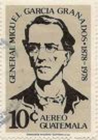 Miguel Garcia Granados