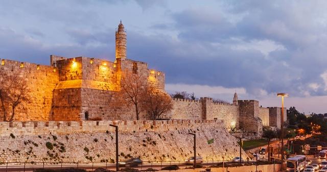 """Liberación de Jerusalén """"Tierra Santa"""" del yugo Musulmán."""