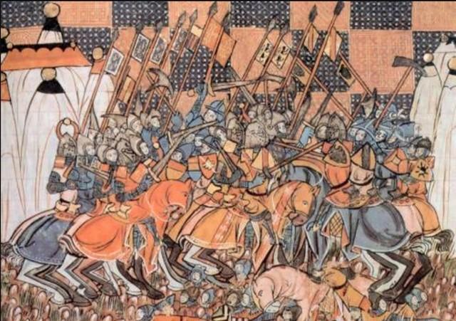 Batalla de Dorilea.
