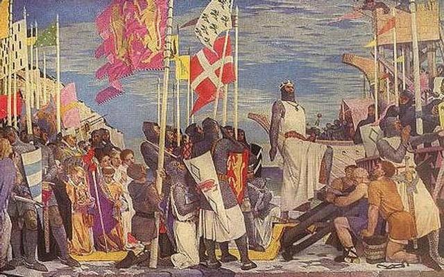 Fin de la cruzada I.