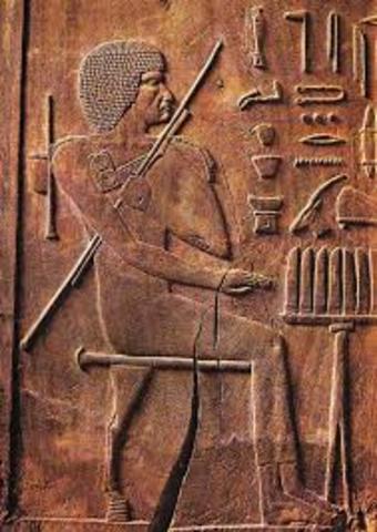 PRIMER DENTISTA ANTIGUO EGIPTO