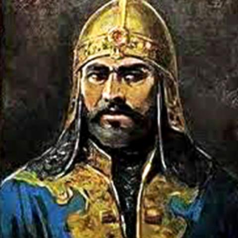 Rendición de Kilij Arslan.