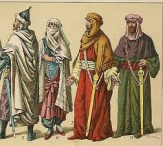 Negociación de paz con los Musulmanes.
