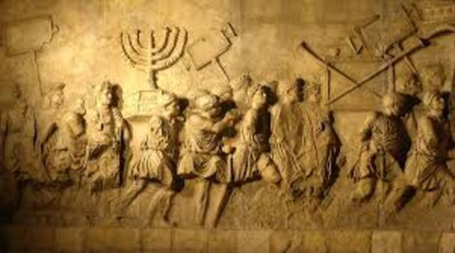 Saqueo a Jerusalen.