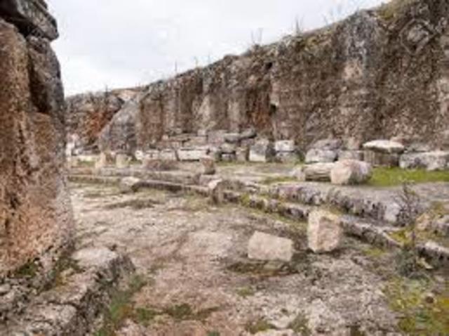 Captura de la ciudad de Antioquía.