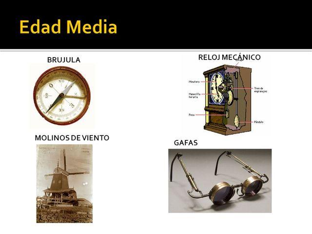 Tecnología medieval