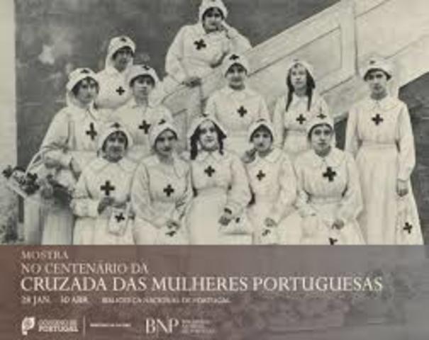 """""""Cruzada das Mulheres Portuguesas"""""""