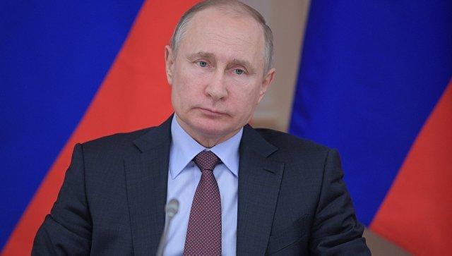 Путин впервые ответил на вопрос об отравлении Скрипаля
