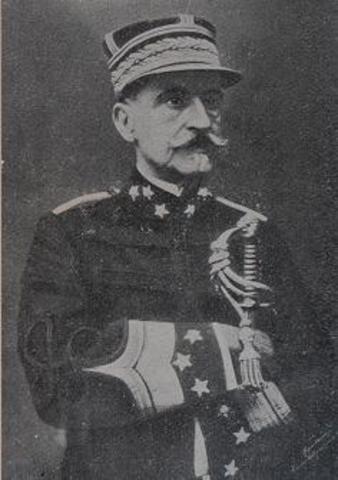 Pereira d'Eça nomeado