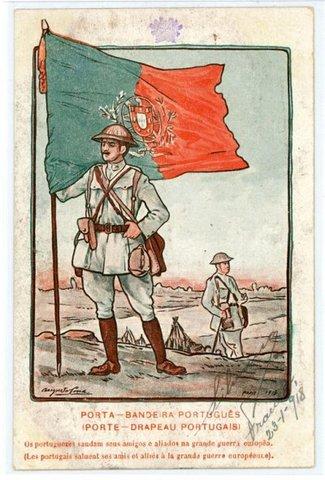 Los primeros portugueses en Francia