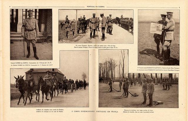 O CEP llega la zona de concentración en Francia