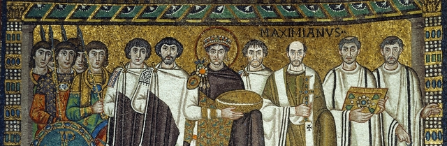 Start of Byzantine Empire