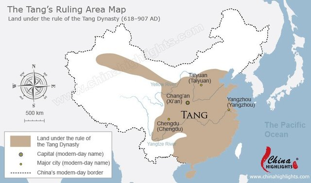 Unification after the Sui: The Tang