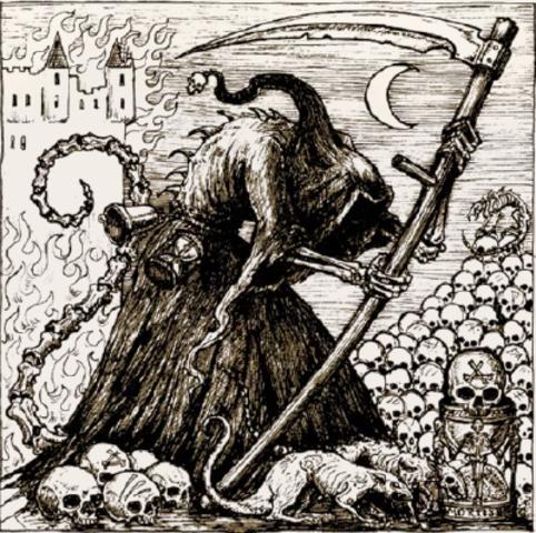 Black Death Destroys Europe