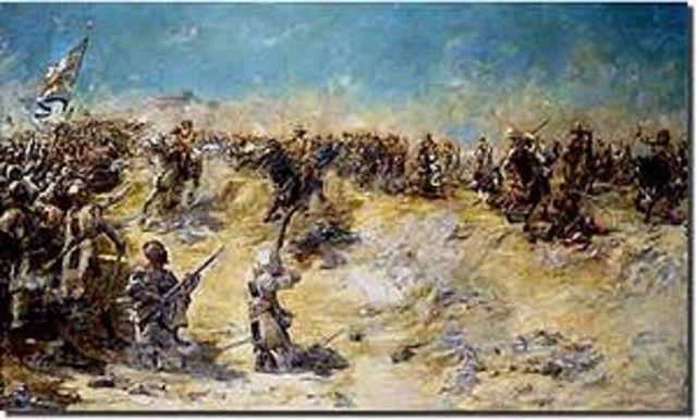 Battle of Omdurman.