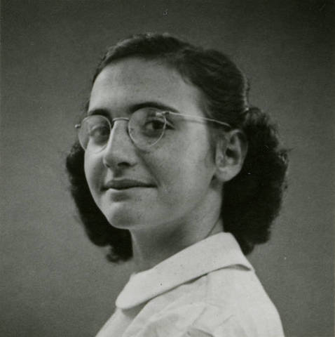 Margot Frank gets call-up for a transit camp