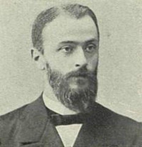 Дмитрий ИосифовичИвановский