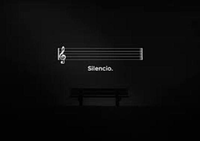 tragedia del silencio