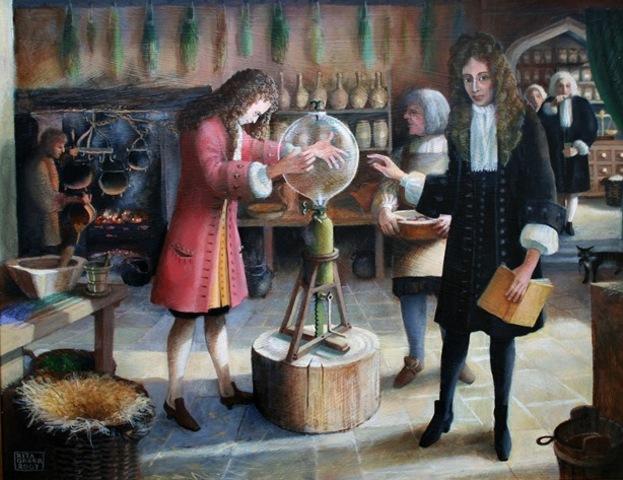 Edad moderna - Relación sociedad-tecnología (siglo XVII)